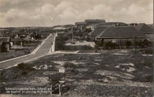 Kijkduin_Scheveningselaan_Kijkduinschool1937
