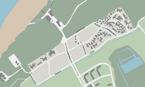 Kijkduin-plattegrond-1956-1960