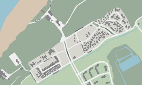 Kijkduin-plattegrond-1961-1965