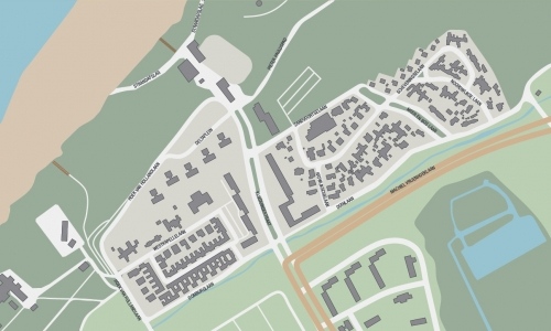 Kijkduin-plattegrond-1966-1975