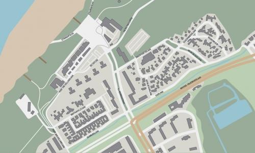 Kijkduin-plattegrond-1991-2000