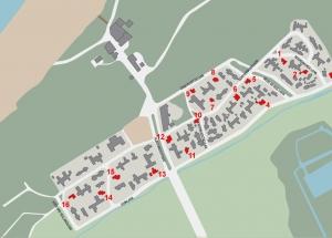 Kijkduin-plattegrond-Duiker-woningen-huis-rietgedekt