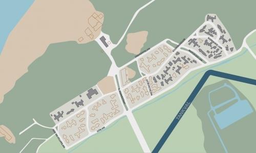 Kijkduin-plattegrond-1945-1946