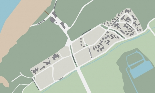 Kijkduin-plattegrond-1948-1950