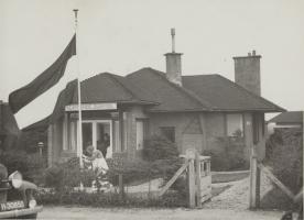 Landhuis-leigedekt - 3 Noordwijkschelaan 1 (1930)