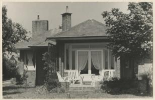 landhuis leigedekt-Duinlaan 129 - 1949_collHG