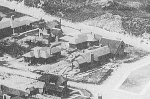 landhuis leigedekt - Scheveningschelaan 151 en Zandvoortschelaan 20