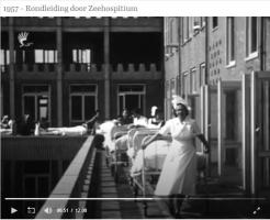 Haagsefilmbank-archieven-2970-rondleiding Zeehospitium-1957