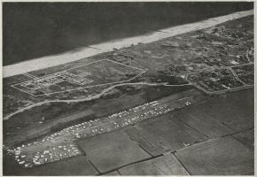 Kijkduin - 1937 Tentenkamp en Zeehospitium - collectie HGA