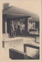 De bezetter in het Pander Pension in Kijkduin_1940-1945