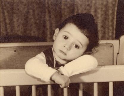 Koentje Gezang - 1 jaar oud