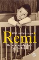 Omslag - Remi - Frank van Kolfschooten