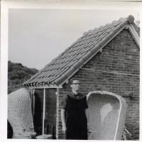 1966 met buurjongen Evert Kuijpers (4)