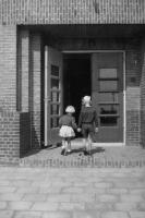 1e schooldag Openbare Lagere School Kijkduin