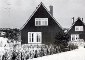 Scheveningselaan 163 Kijkduin febr. 1954